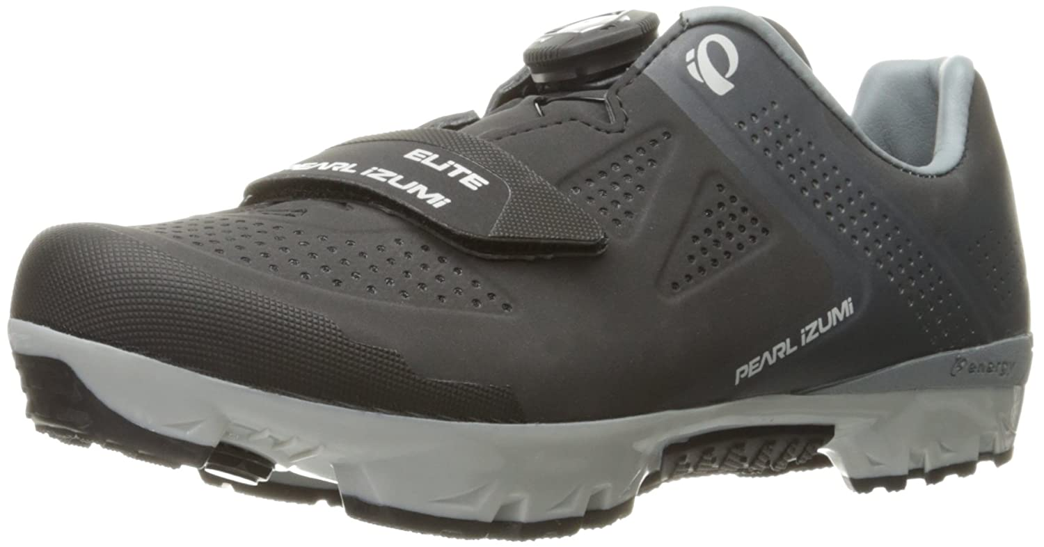 Pearl iZUMi レディース W X-PROJECT ELITE B01GH9RJJW  Black/Monument Grey 39.5 M EU / 8 B(M) US