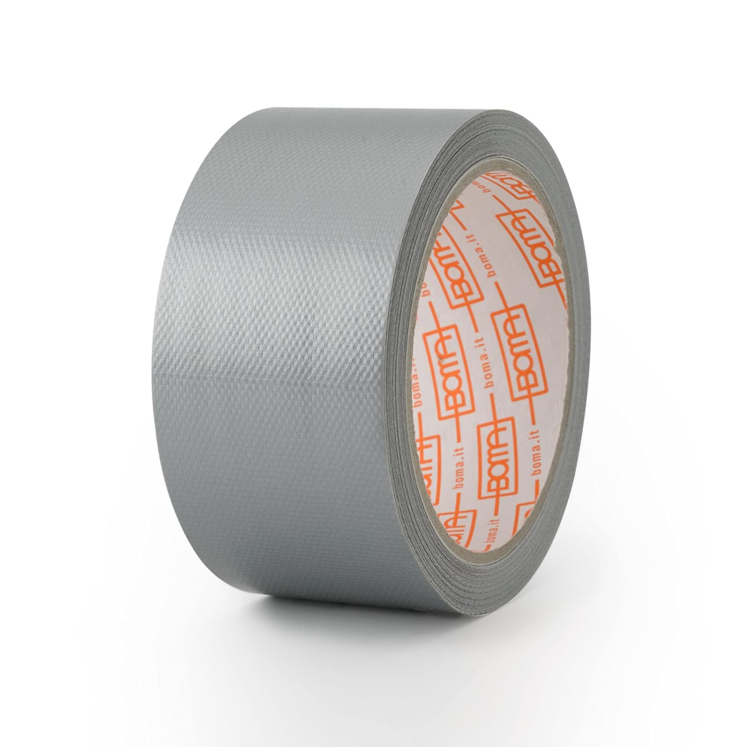 Boma B47008600010 Gaffer Tape for Repairs 50 mm x 10 mt Grey 8013074000724