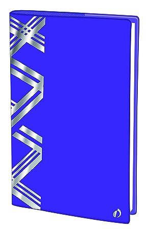 Quo Vadis 1281060Q - Agenda Escolar 2017-2018 Día/página Touch, color lila;EUROTEXTAGENDA