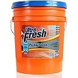 Ultra Fresh UFPTTCWL Cold Water Liquid Laundry Detergent, HE, 5 gal, 640 oz.