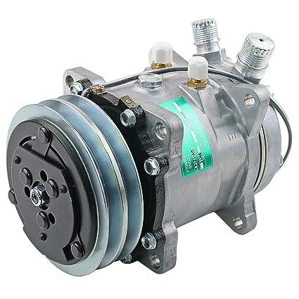 Universal A/C compresor de aire acondicionado V-Belt Polea ...