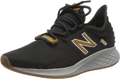 New Balance Fresh Foam Roav - Zapatillas de Running para Hombre, Color Negro, Talla 39.5 EU: Amazon.es: Zapatos y complementos