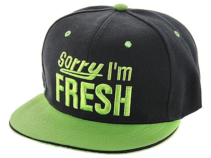 93e802bfb539df Alsino Snapback Starter Hat Hip Hop Cap Schirmmütze Baseballcap Baseball  Mütze Käppi, Variante wählen: