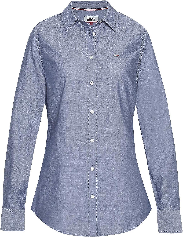 Tommy Hilfiger Tjw Slim Fit Oxford Shirt Camicia Donna
