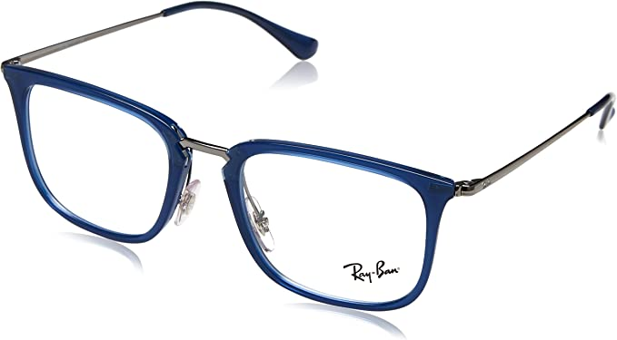 lunette ray ban homme bleu