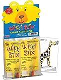WikkiStix Animal Activity Pak