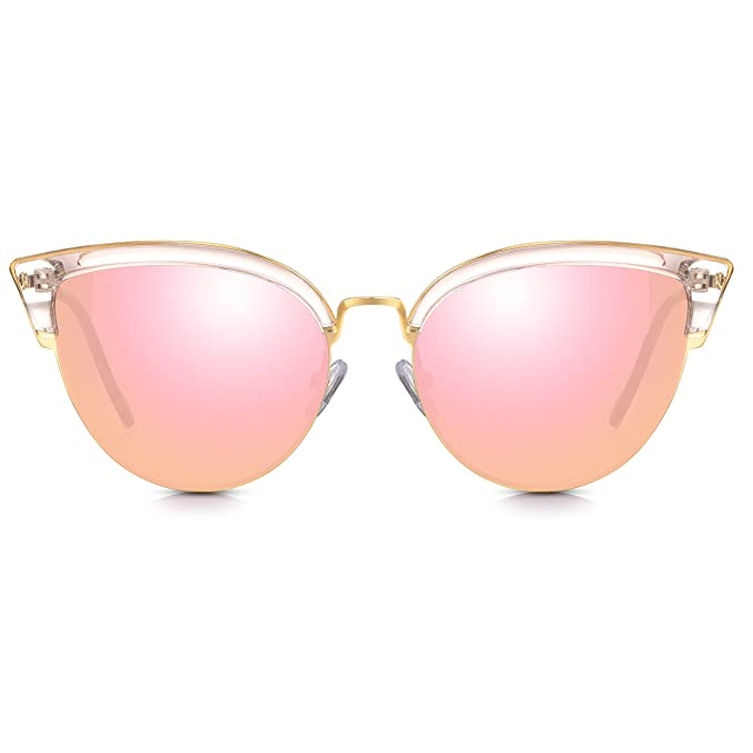 Sunglass Junkie Sexy Ladies Cat-Eye Gafas de sol. Marco de ...