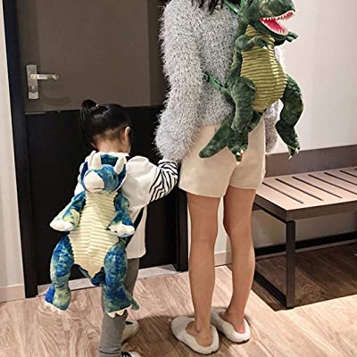 Fanxis Cute Children Toddler Dinosaur Backpack for Kindergarten Pre School Kids' Backpacks: Home & Kitchen