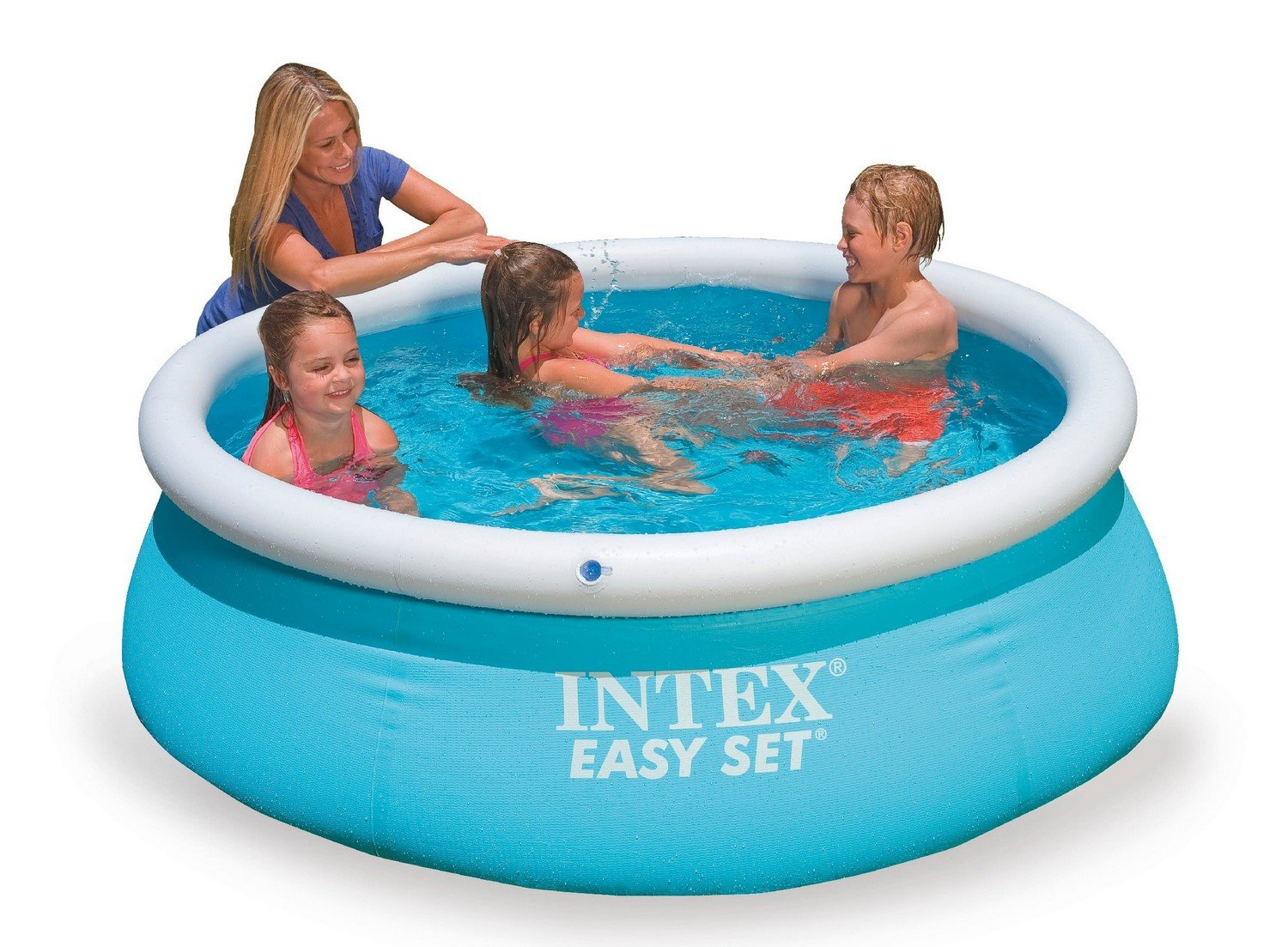 Intex 6ft x 20in Easy Set Swimming Pool #28101