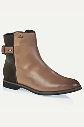 67e4585ed Image Unavailable. Image not available for. Colour  Lacoste Women s Rosemont  Chelsea Srw Boot ...