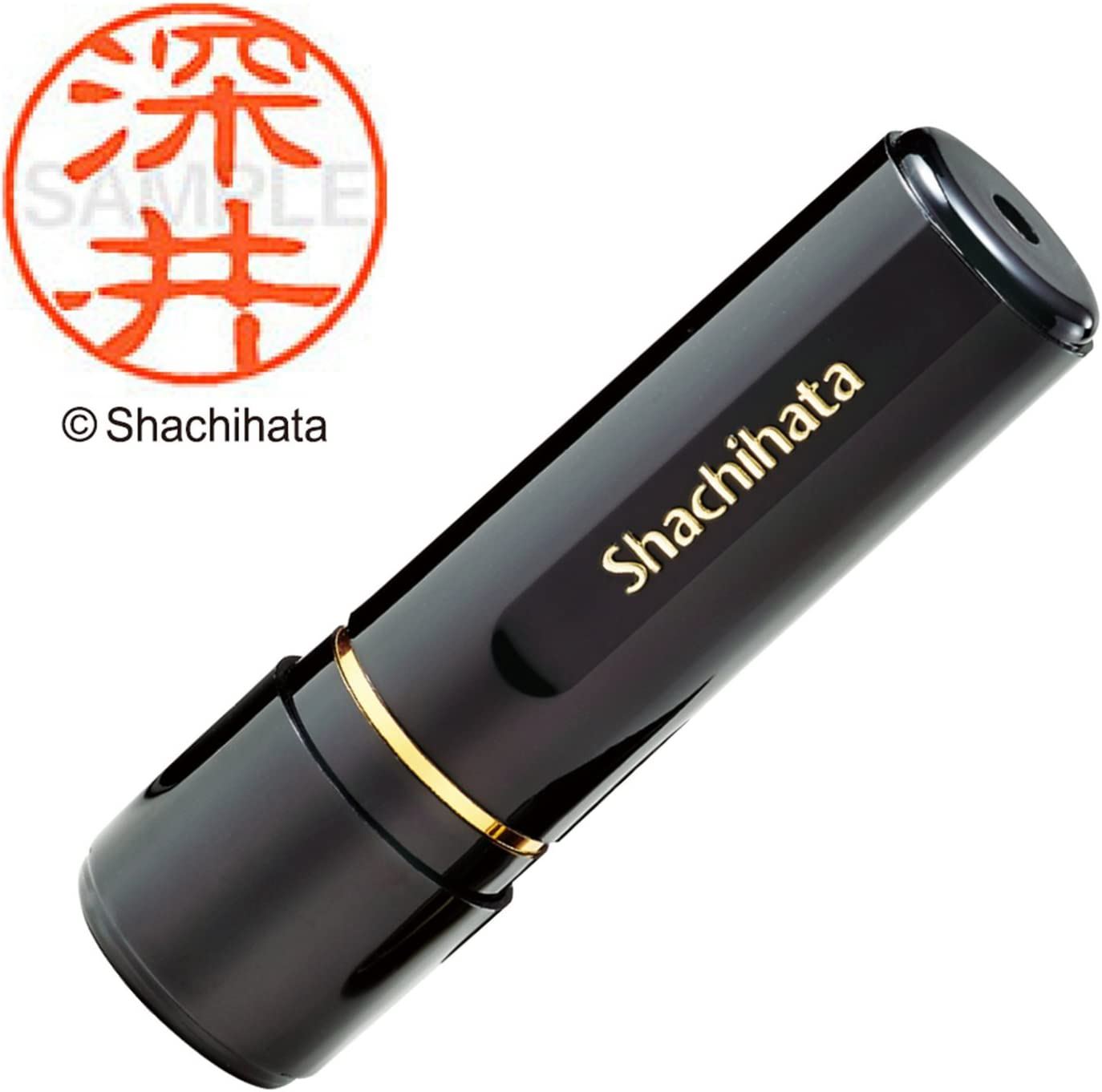 Shachihata 11 black face of a seal mm Deep impor japan Max 73% OFF mart XL-11