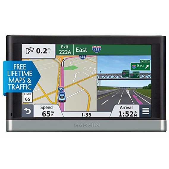 Garmin nüvi 2497LMT 4 3-Inch Portable Vehicle GPS with Lifetime Maps and  Traffic