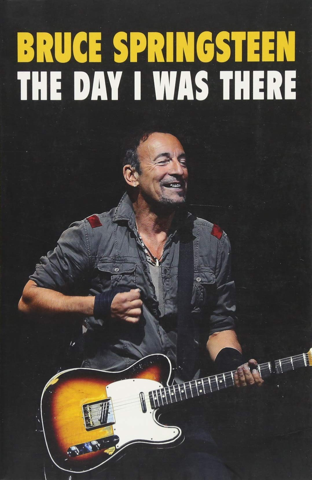 Bruce Springsteen - The Day I Was There: Over 250 accounts from fans that have witnessed a Bruce Springsteen live show pdf