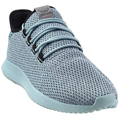c27c2937f264 adidas Tubular Shadow Mens Shoes Ash Green Grey Core Black b96401 (8 D