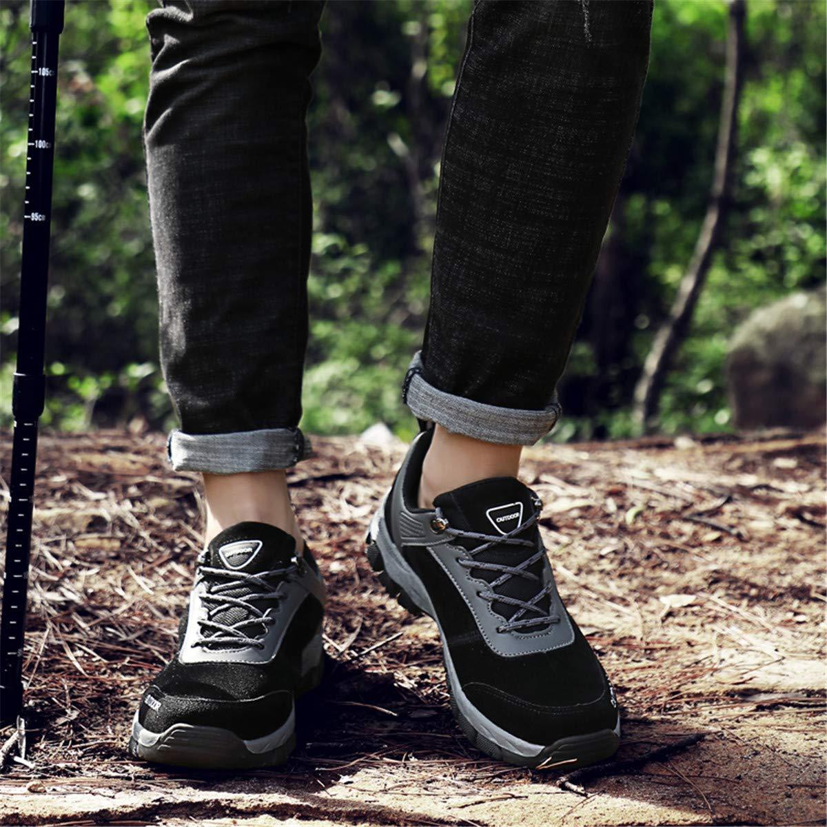 gracosy Wanderschuhe Herren Laufschuhe Sportschuhe Turnschuhe Trainers Running Fitness Atmungsaktiv Sneakers Trekking Schuhe Sport Outdoorschuhe