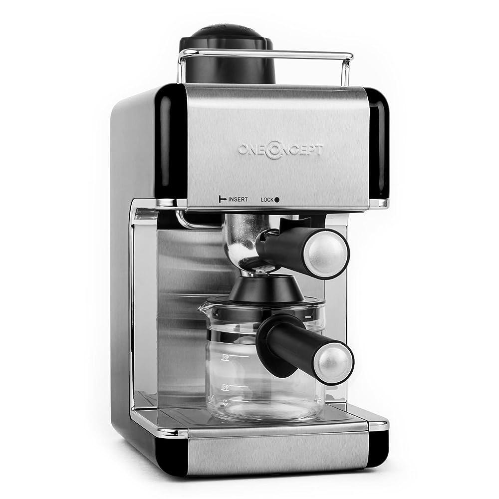 OneConcept Sagrada, macchina per il caffè da 800 W e 3,5 bar