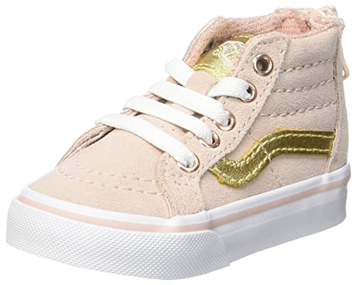 faee2d132a Vans Baby Girls  SK8-Hi Zip Trainers