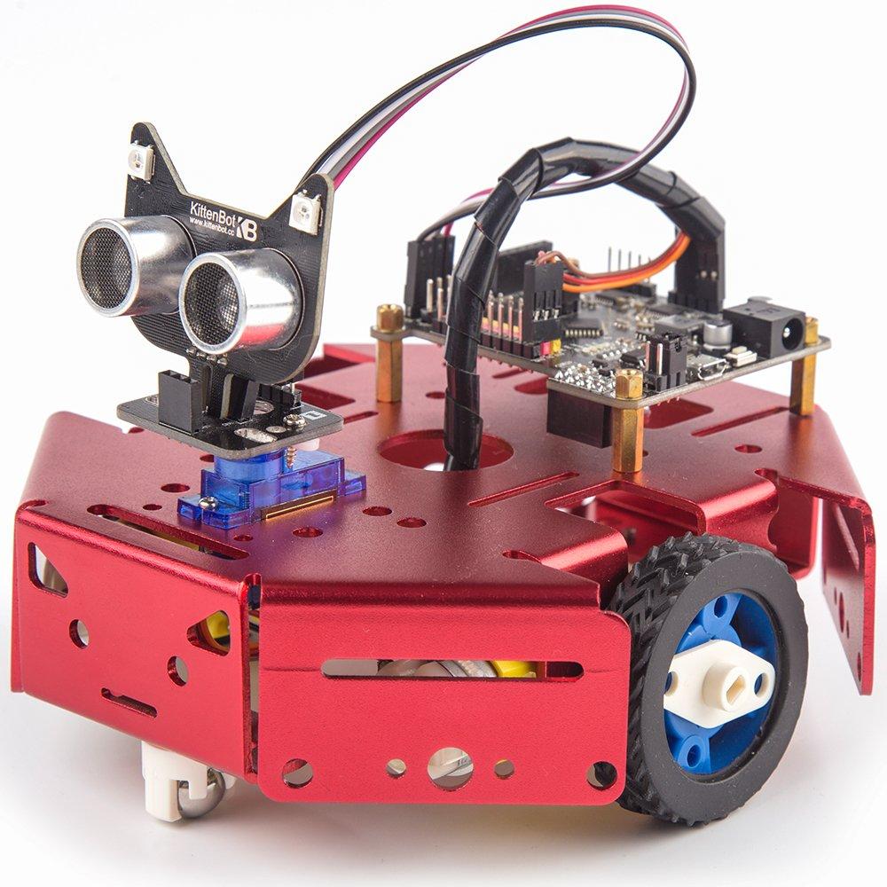 KittenBot Basic Robot Kit - STEM Education - Arduino
