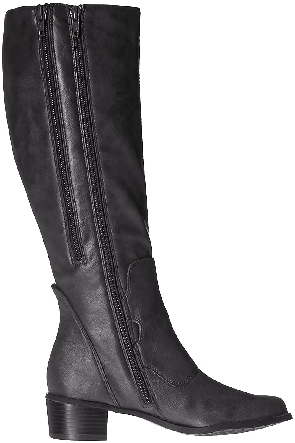 Aerosoles Womens Ever After Riding Boot