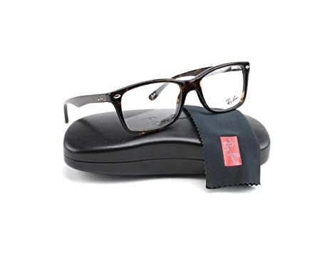 b94c52359bfd Image Unavailable. Image not available for. Color: Ray-Ban RX5228 2012  Highstreet Unisex Eyeglasses Dark Havana Frame 50mm