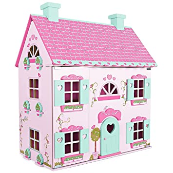 Amazon Imaginarium Country Mansion Dollhouse Toys Games