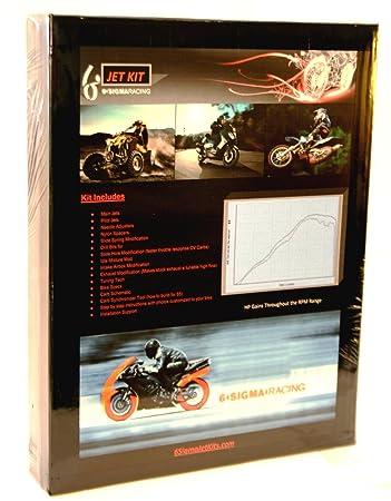 Suzuki Quad Runner LT230 LT 230 ATV Carburetor Carb Stage 1-3 Jet Kit