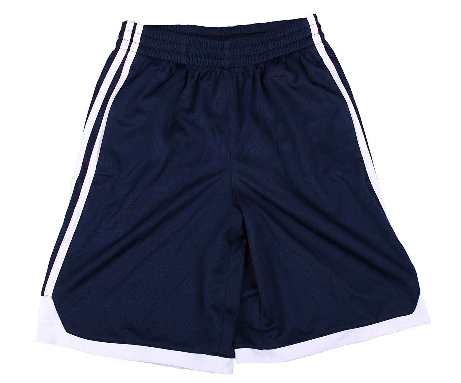Adidas Boys Athletic Basketball Shorts
