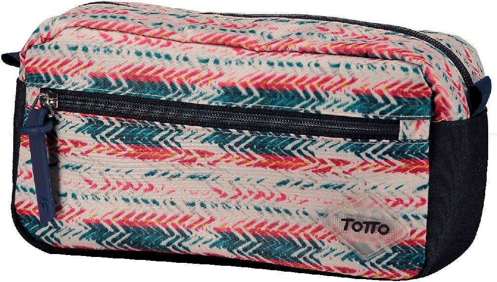 TOTTO AC52VIN001-1810Z-3S9 - Estuche Juvenil: Amazon.es: Oficina y papelería