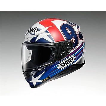 Casco Shoei NXR Indy réplica Márquez TC2 (S)