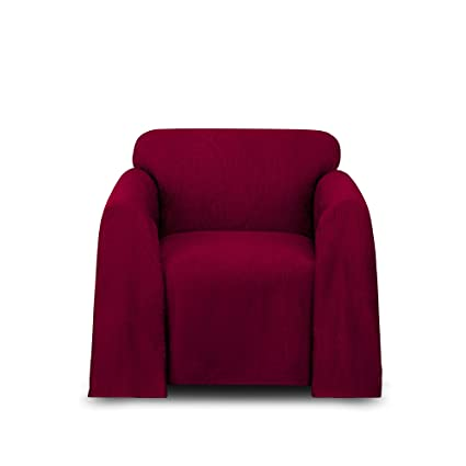 Pleasant Stylemaster Alexandria Furniture Throw Chair Burgundy Inzonedesignstudio Interior Chair Design Inzonedesignstudiocom