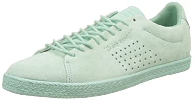 36c5ba8cf8f5 Le Coq Sportif Women s Charline Low-Top Sneakers  Amazon.co.uk ...