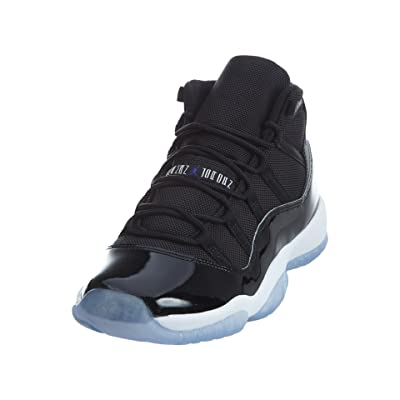 f2840815a3a NIKE Air Jordan 11 Retro BG Space Jam LTD Rarity Basketball Shoes Sneaker  Black Blue White