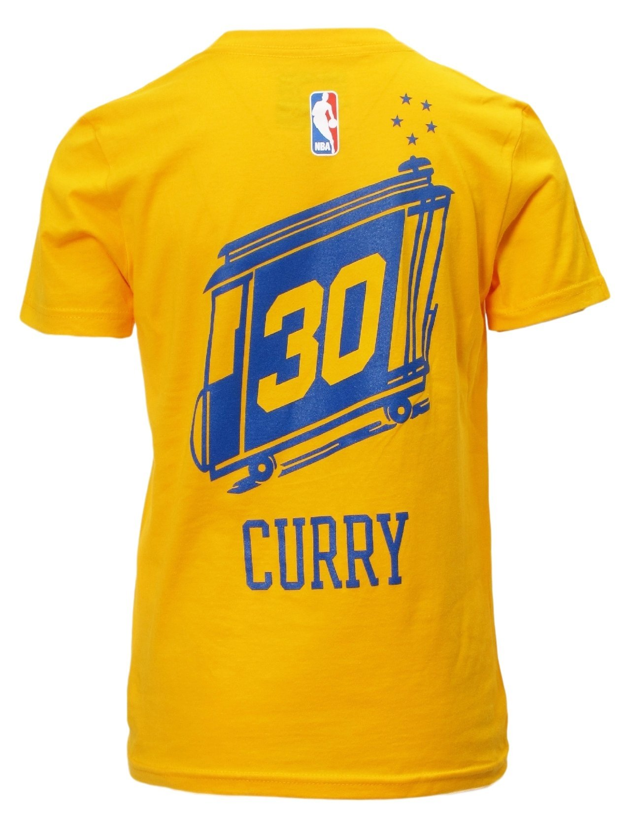 45d037806fb Galleon - Golden State Warriors Stephen Curry Adidas Youth Gold The City  Shirt Boys 8-20 (Youth Large 14-16)