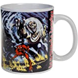 Iron Maiden Mug, Number Of The Beast