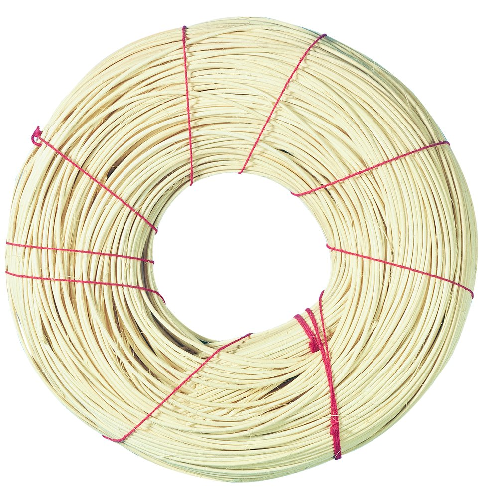 Rayher Rattan No 6 Roll, Natural-Colour, 2.6 mm, 500 g Rayher Hobby GmbH 6503400