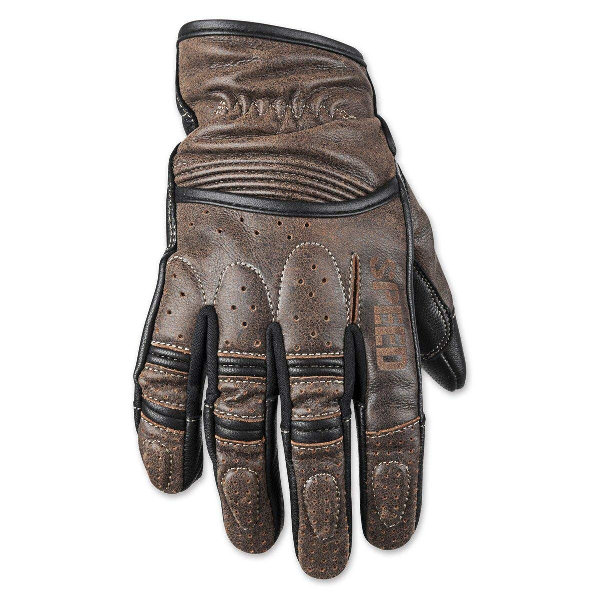 size 40 premium selection super cheap Speed & Strength Rust and Redemption Gloves (Large) (Black)