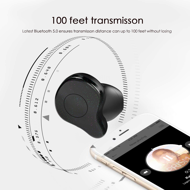 Auriculares inalámbricos verdaderos 5.0 Auriculares Blutooth: Amazon.es: Electrónica