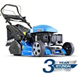 Hyundai HYM510SPER Self Propelled Rear Key Start 173cc 5HP Petrol Roller Lawn Mower