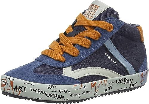 Geox Jungen J Alonisso Boy G Hohe Sneaker