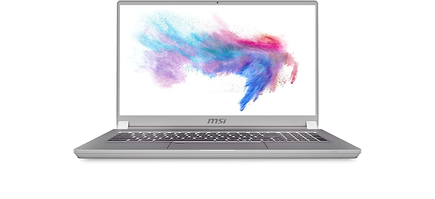 "MSI P75 Creator 9SE-435IT, Notebook, 17,3"" FHD, Intel Core I7-9750H, 16GB  RAM, 512GB SSD PCIe, Nvidia RTX 2060 GDDR6, 6GB, Windows 10 Pro [Layout  Italiano]: Amazon.it: Informatica"