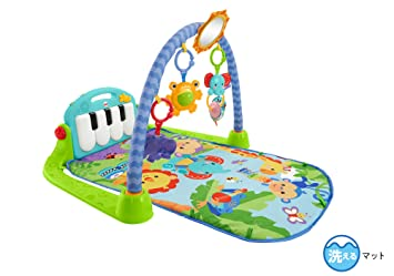 THE PLAY GYM THAT GIVES YOU A WHOLE YEAR OF PLAY