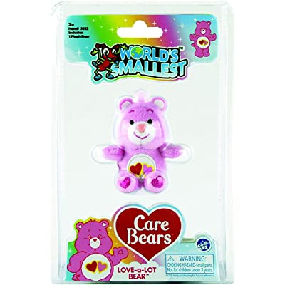 Worlds Smallest Care Bears Series 2: Toys & Games