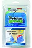Camco RV Fridge Brace -Holds Food and Drinks in Place During Travel, Prevents Messy Spills Perfect For RVs, Boats…