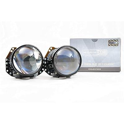 Morimoto PR56 Bi-Xenon Mini D2S 5.0 (Round Lens/LHD) HID & LED Projectors: Automotive