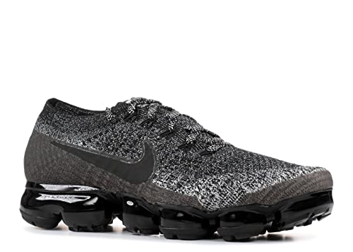 Nike Women Air Vapormax Flyknit Running Black Black-White-Racer Blue Size  8.5 US 9afac942a