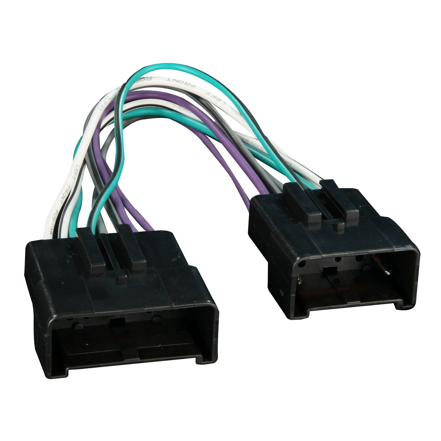 71pSHbvTl0L._SL1500_ amazon com metra 70 5513 radio wiring harness for ford amplifier metra wiring harness ford at cos-gaming.co
