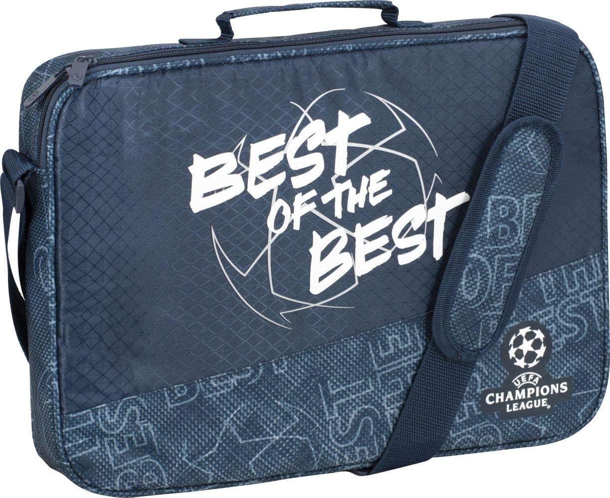 Cartera Extraescolar Champions League The Best: Amazon.es: Equipaje