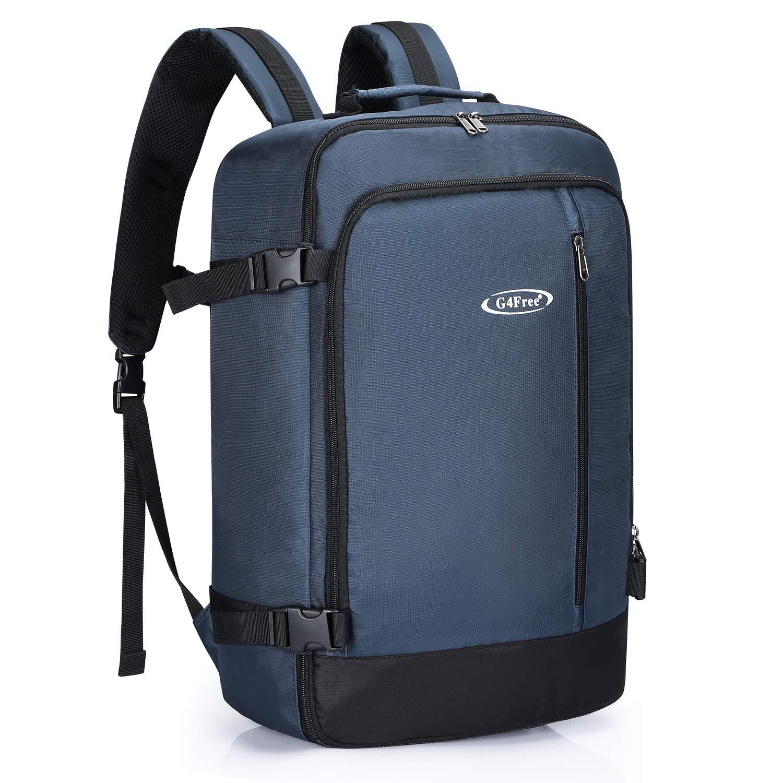 G4Free Carry on Voyage Sac /à Dos pour Ordinateur Portable 48,3/cm 40L Vol Approuv/é r/ésistant /à leau Sac /à Dos