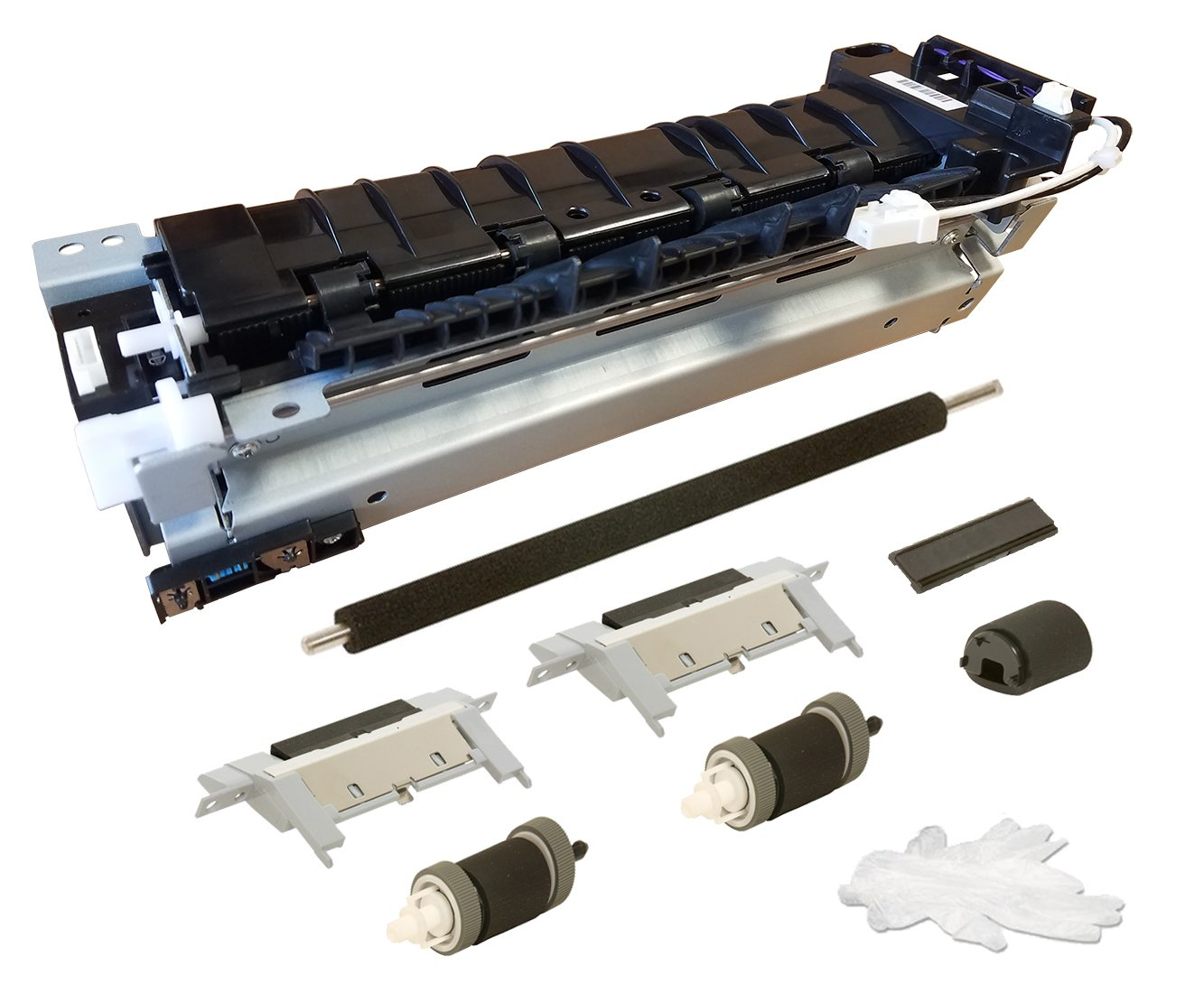 Altru Print CE525-67901-DLX-AP Deluxe Maintenance Kit for HP Laserjet P3015 (110V) Includes RM1-6274 Fuser, Transfer Roller & Tray 1/2 / 3 Rollers by Altru Print