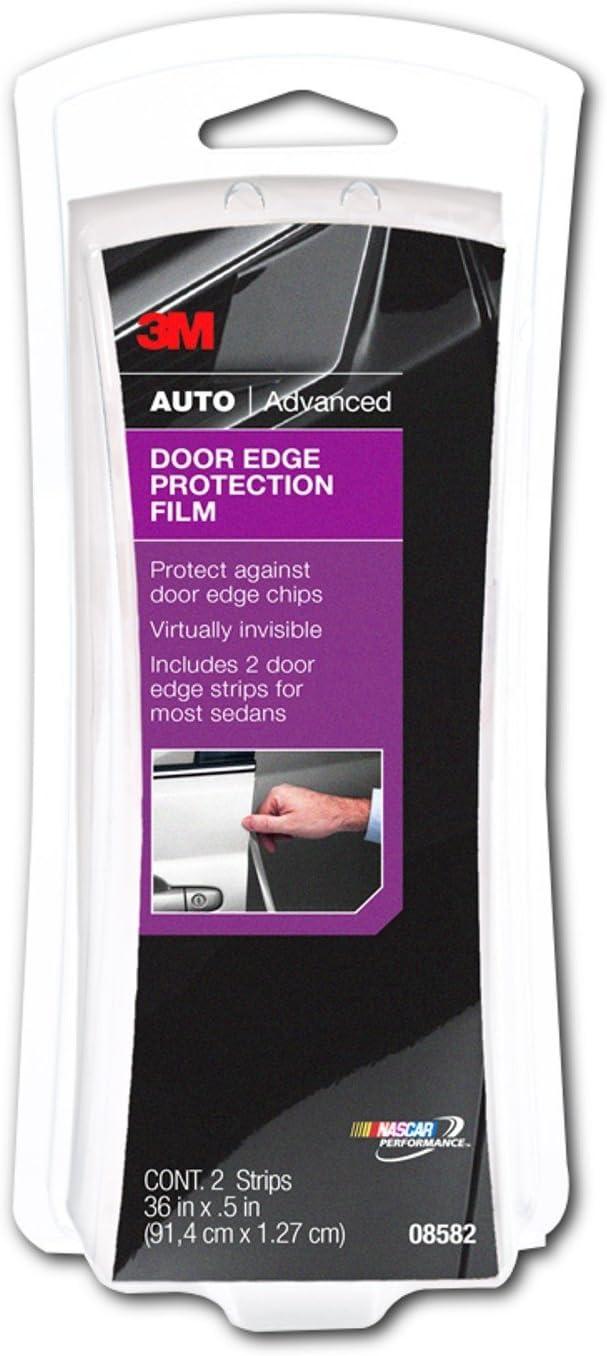 "3M 08582-3PK 36"" Door Edge Protection Film, (Pack of 3)"